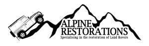 Alpine Restorations Automotive