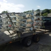 Defender 90/110 300tdi td5 Marsland Galvanised chassis Supply 2